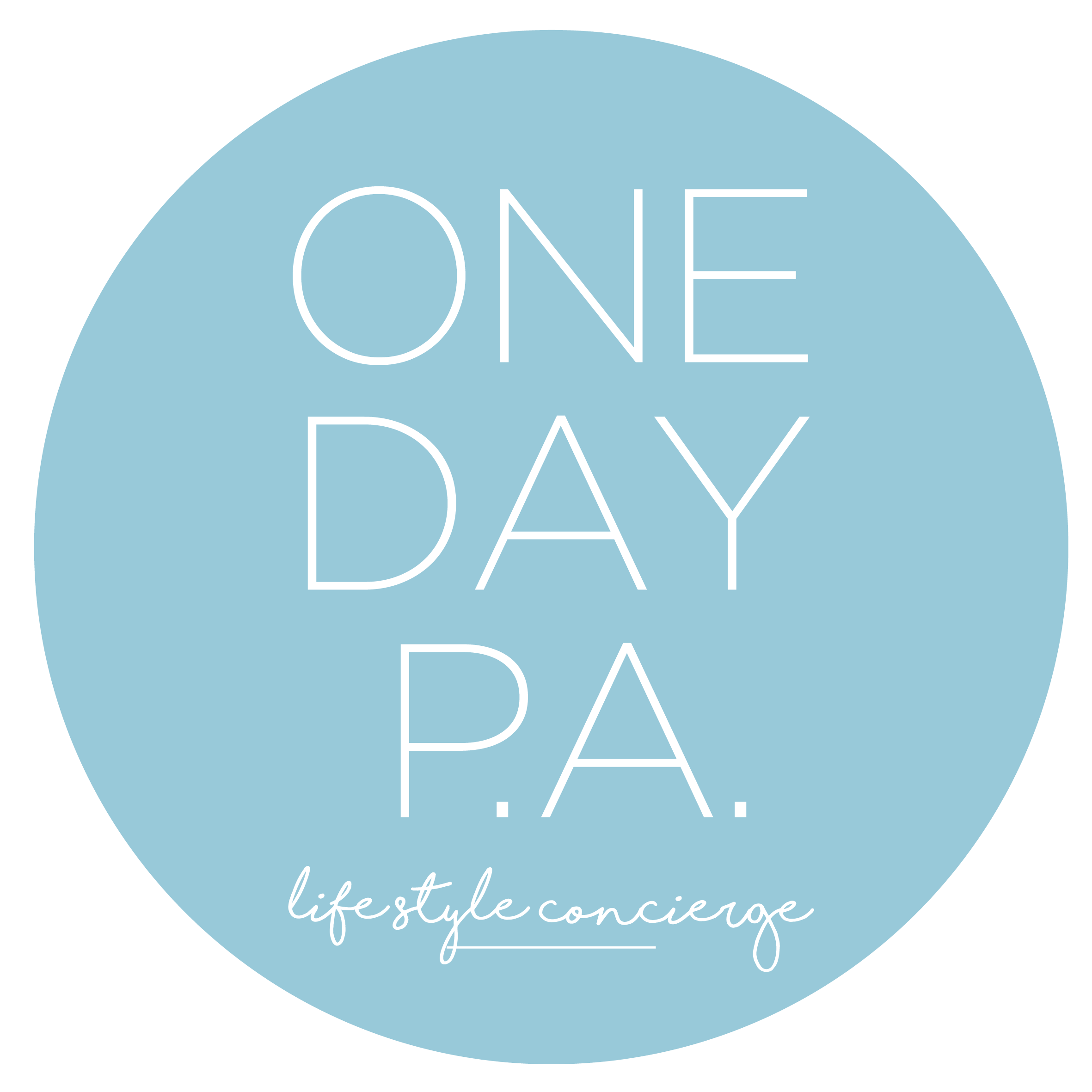One Day P.A