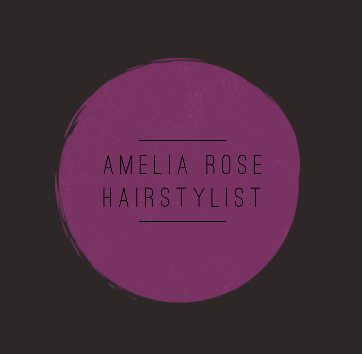 Amelia Rose Hairstylist
