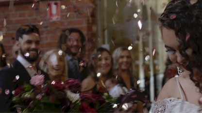 Claire & Ricky Wedding Highlights Film.j