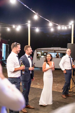Halls Gap Wedding