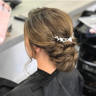 Geelong Wedding Hair Stylist
