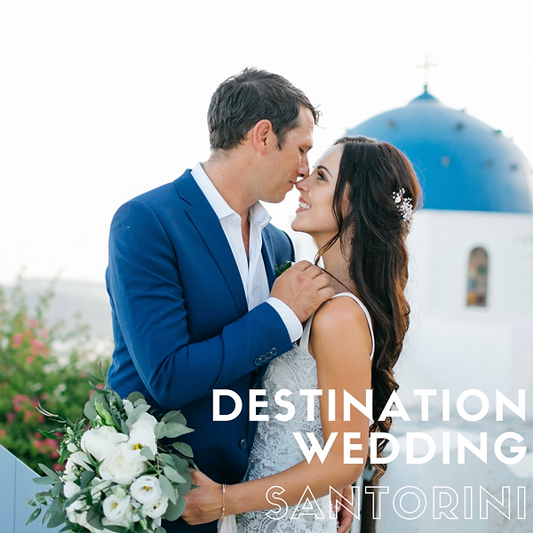 Santorini Wedding Destination Wedding bl