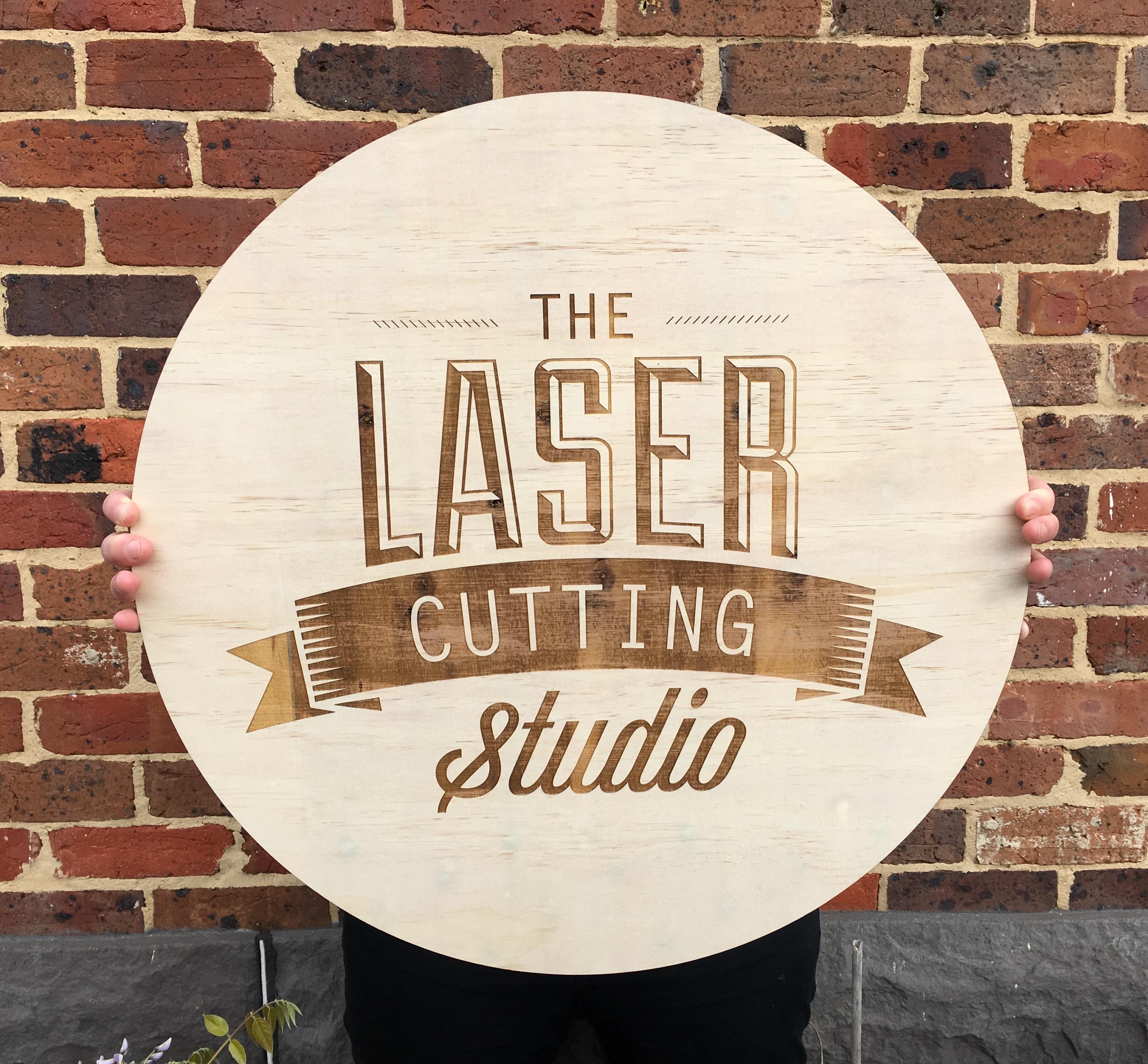 The Laser Cutting Studio
