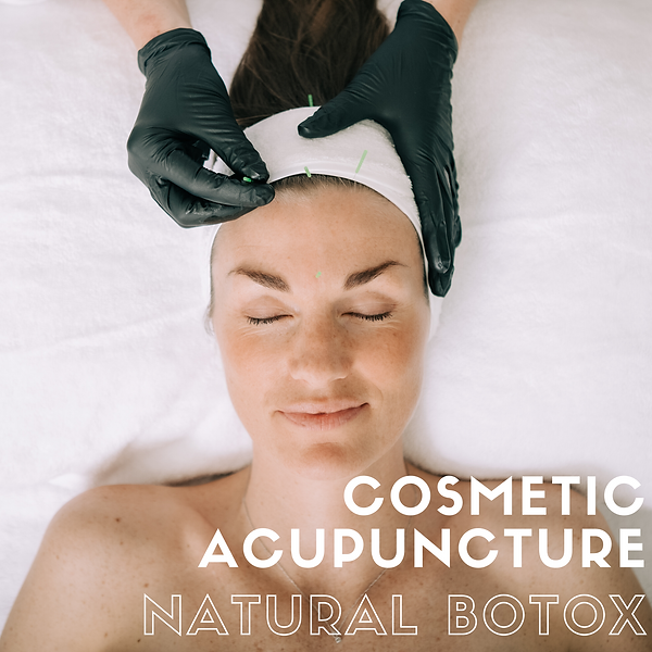 cosmetic acupuncture natural botox geelo