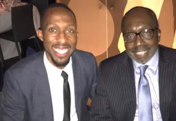 Dr. Olu & Earl the Pearl