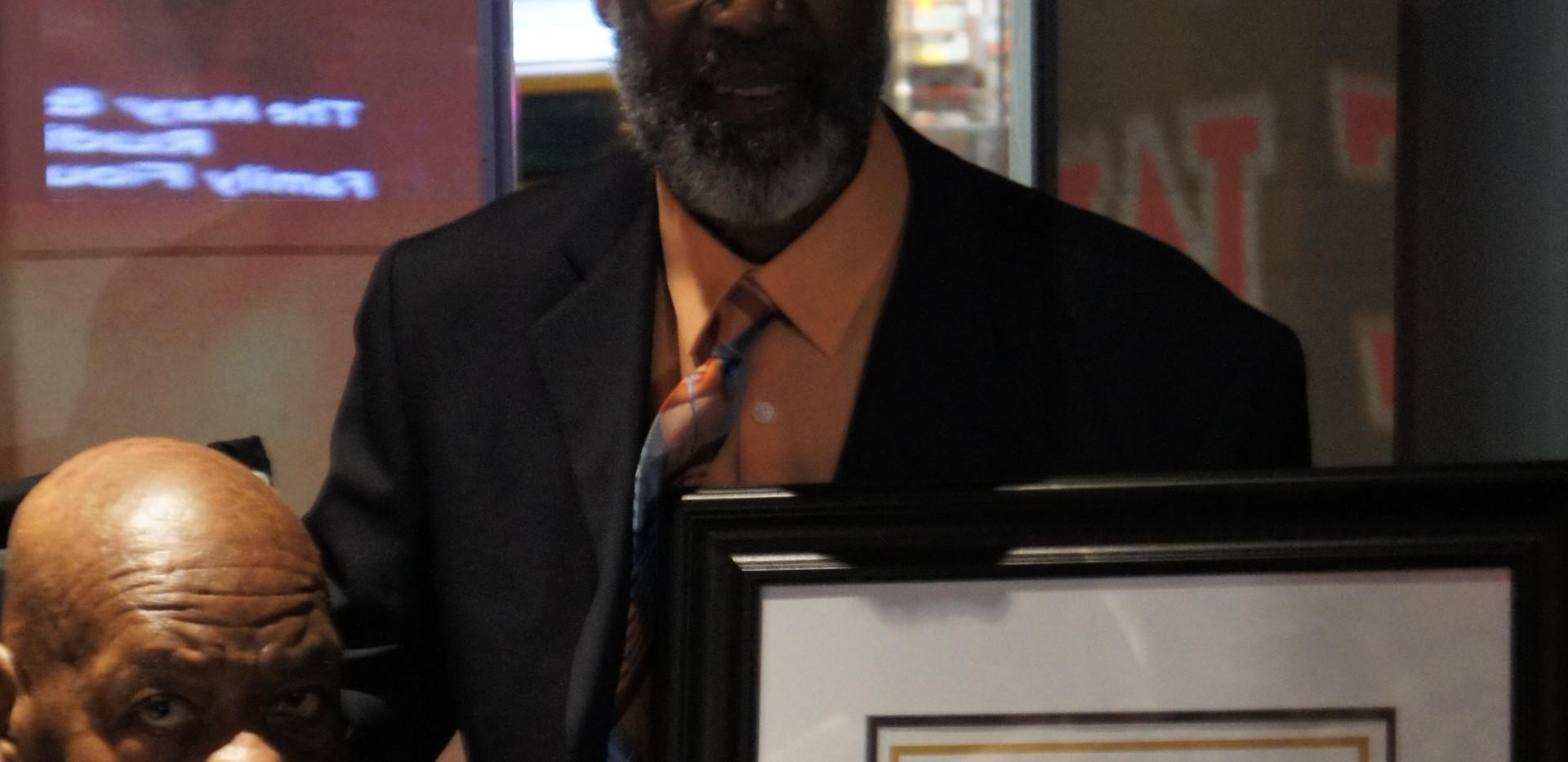 Honoree Russel Shuler