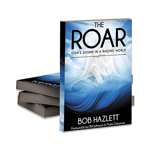 The Roar - Paper back (click to see bundle packages)