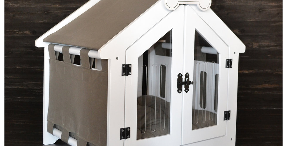 Dog kennel, Dog house, wooden dog house, Fast Shipping
