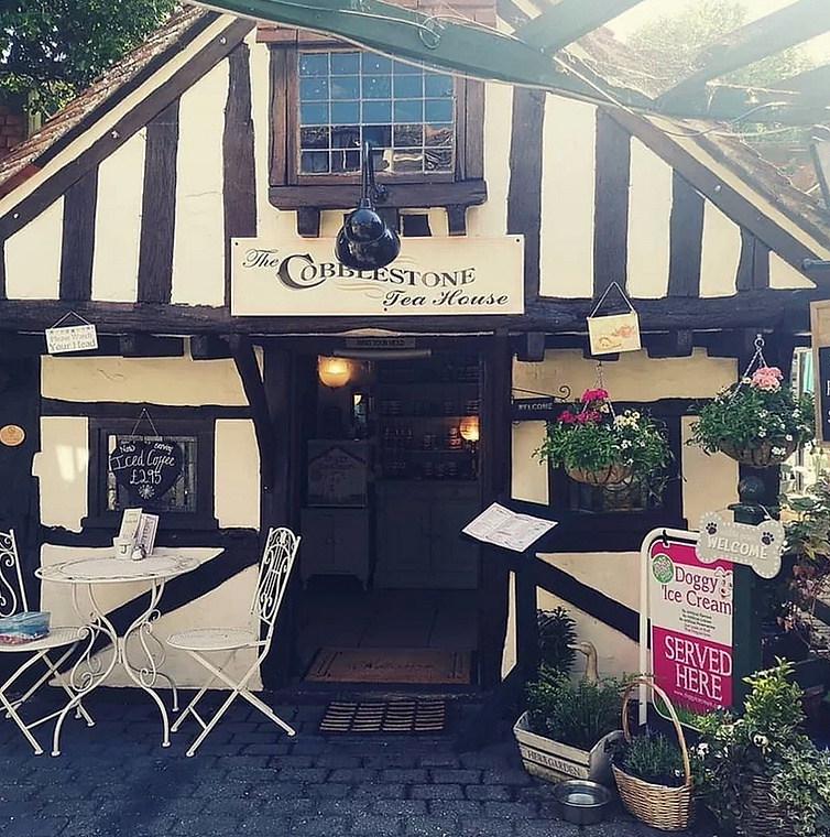 The Cobblestone Tea House