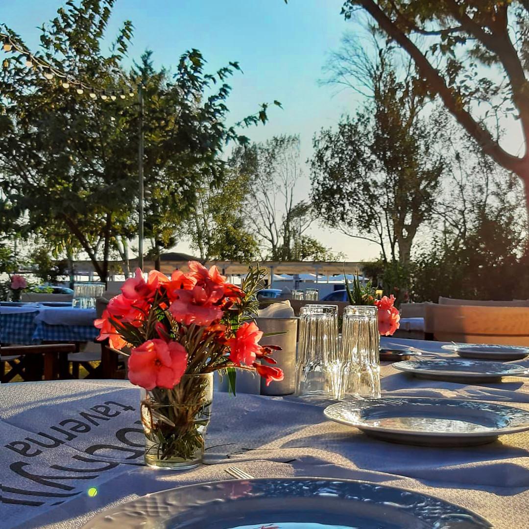 Романтические ужины с видом на море в таверне Кохили