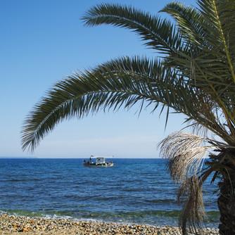 Beach of Nea Plagia