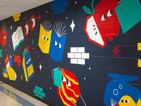 Pitner Elementary Mural