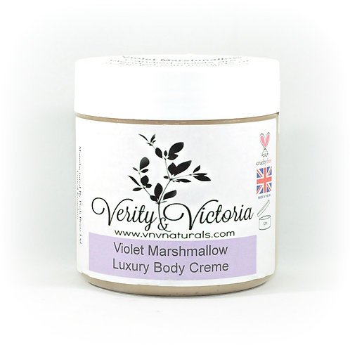 Violet Marshmallow Luxury Body Creme