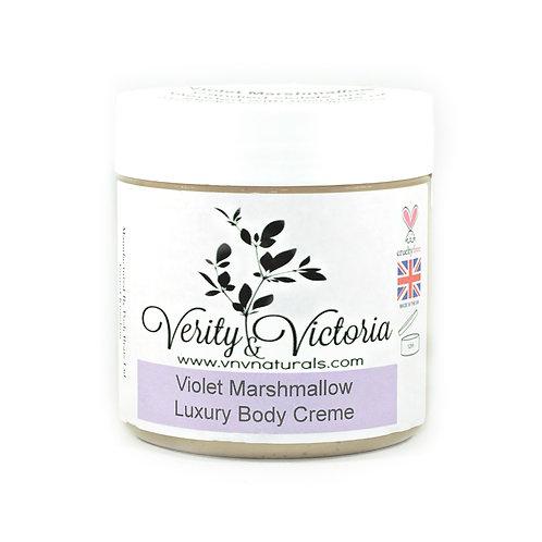 Violet Marshmallow Luxury Body Creme