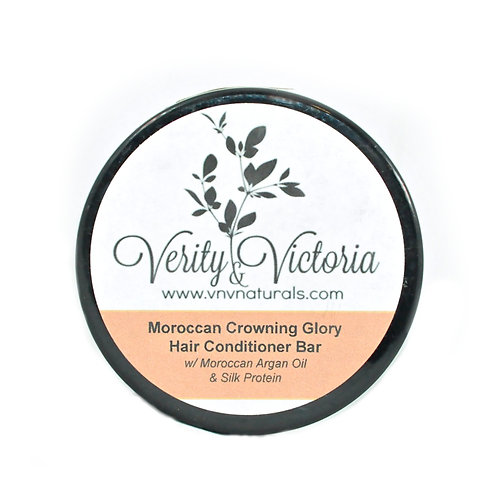 Moroccan Crowning Glory Hair Conditioner Bar