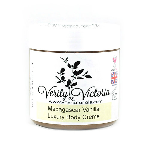 Madagascar Vanilla Luxury Body Creme