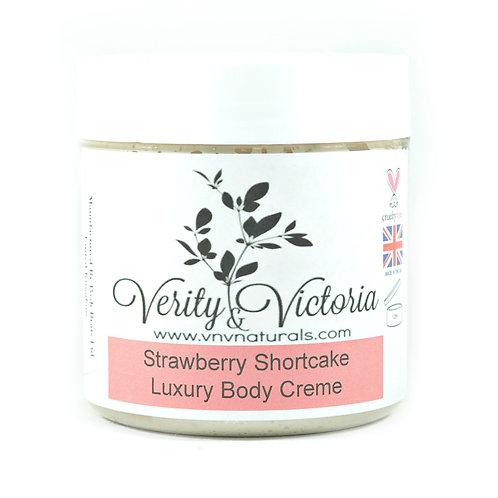 Strawberry Shortcake Luxury Body Creme