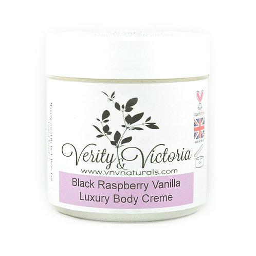 Black Raspberry Vanilla Luxury Body Creme