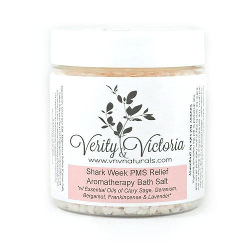 Shark Week PMS Relief Aromatherapy Bath Salt