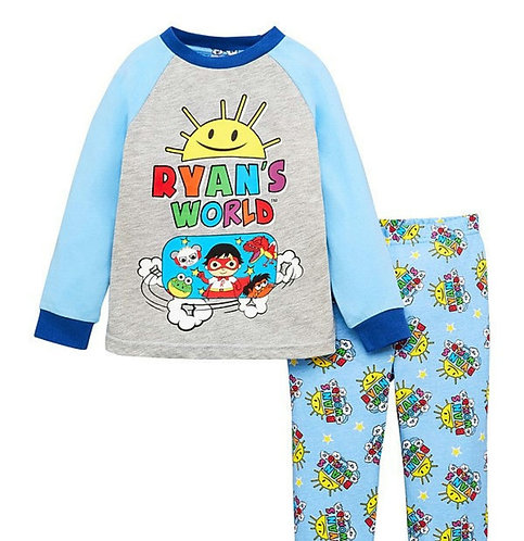 Blue Ryans World Pyjamas