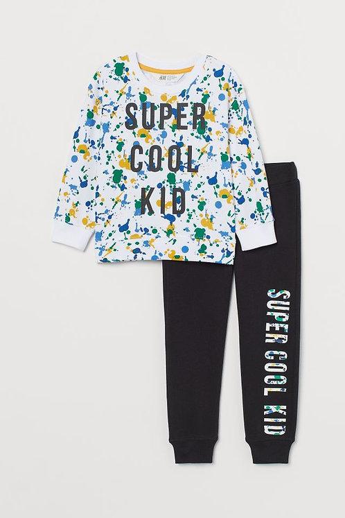 Super Cool Kid Tracksuit
