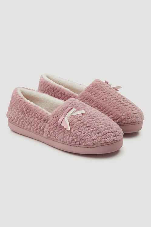 Pink Comfort Full Slippers