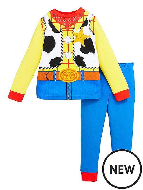 Woody pyjamas