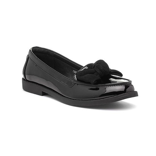 Rachael Patent Bow Loafers