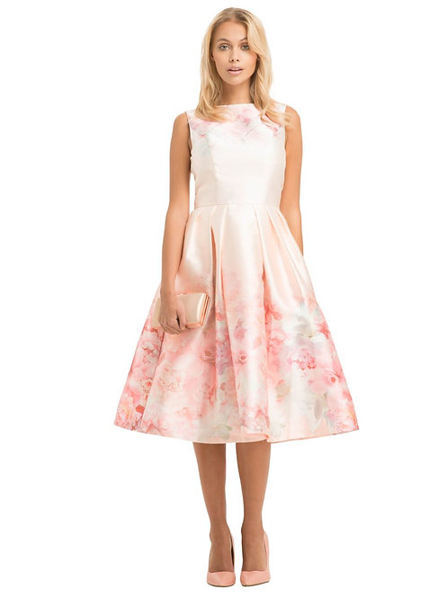 ChiChi London Midi Dress