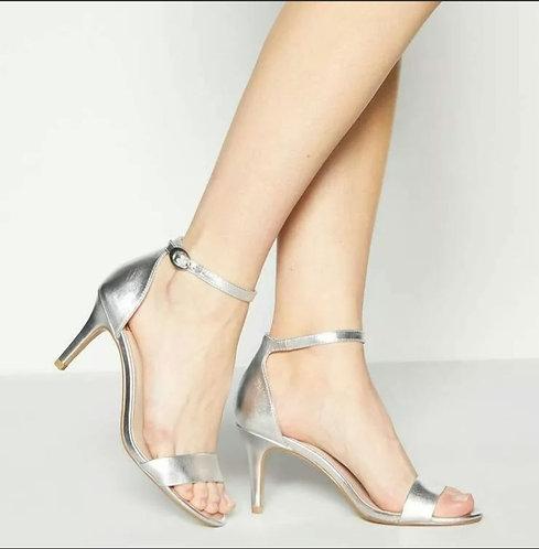 Faith Silver Heels