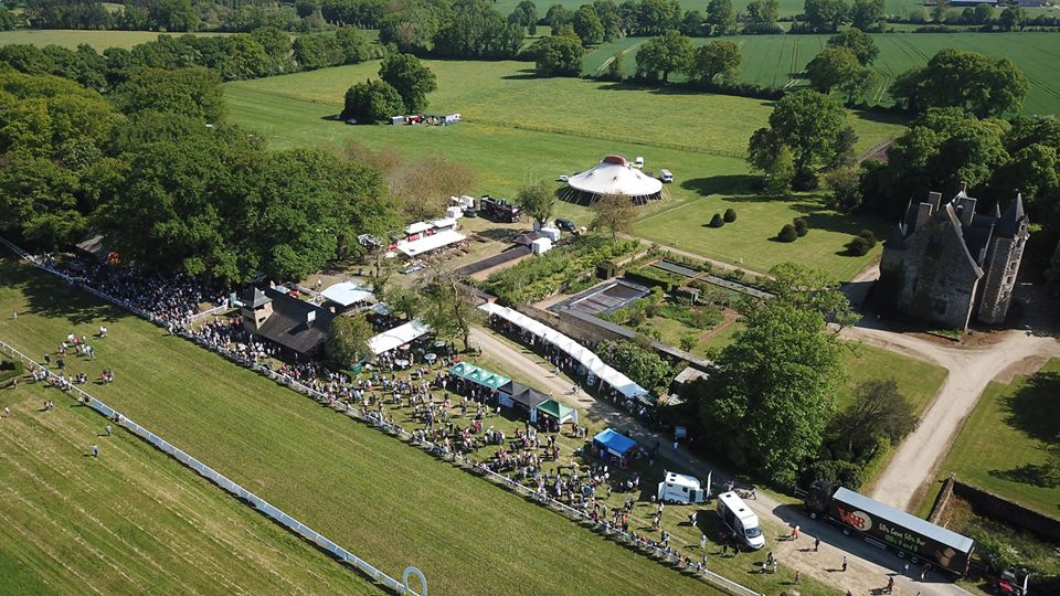 french point to point paysage