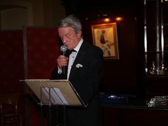 Discours du Président Gérard de Chevigny - Dîner Jockey Club 2019