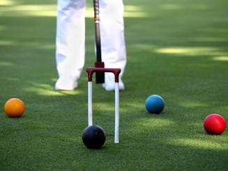 International Croquet's Challenge à Chantilly