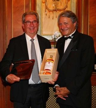 Jean-Claude Rouget et Philippe Augier