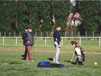 Gentlemen sur les greens : score plein à Maisons-Laffitte