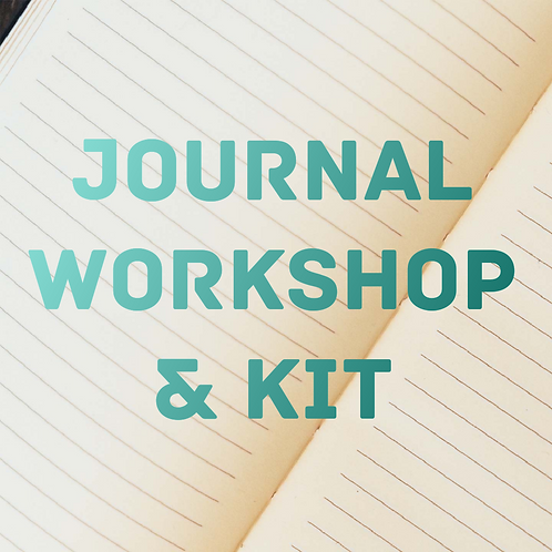 Journal Workshop & Kit