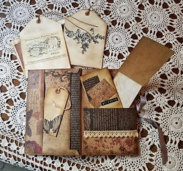 Journal ephemera