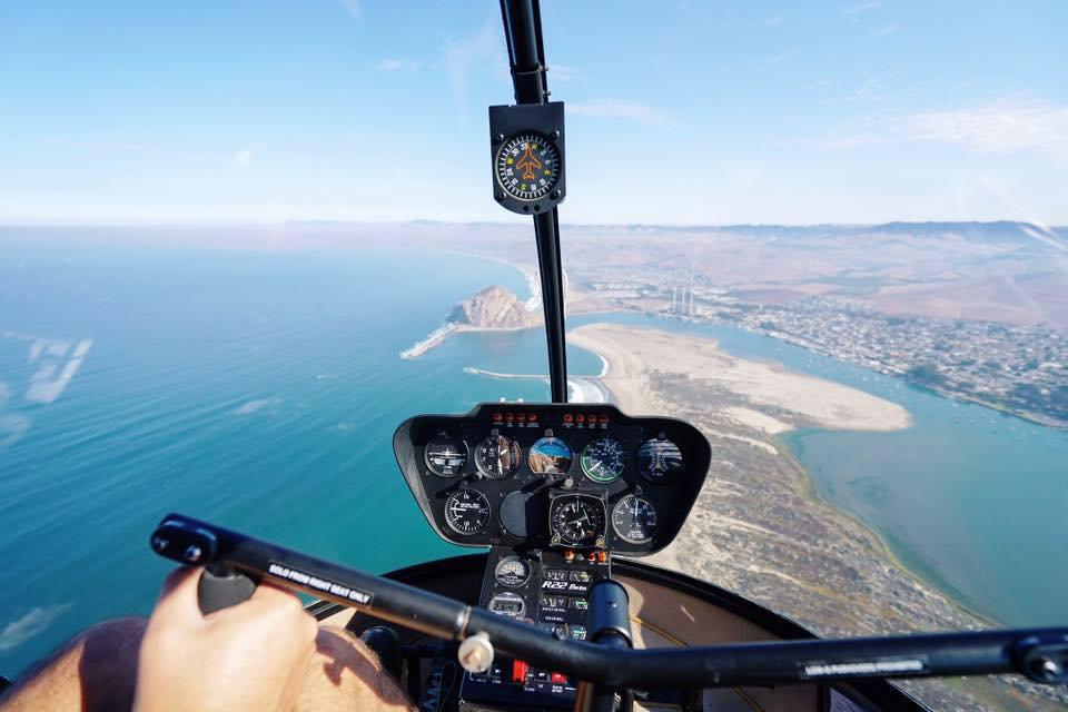 Introductory Flight (R22)