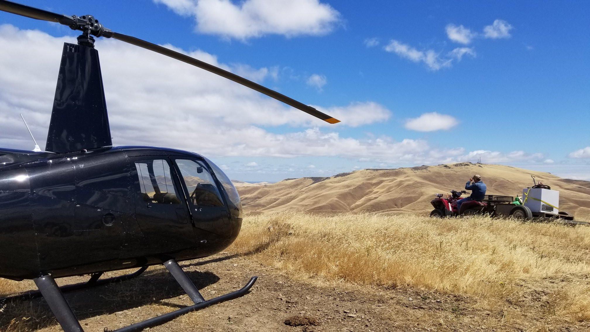Professional Photo Flights (R44)