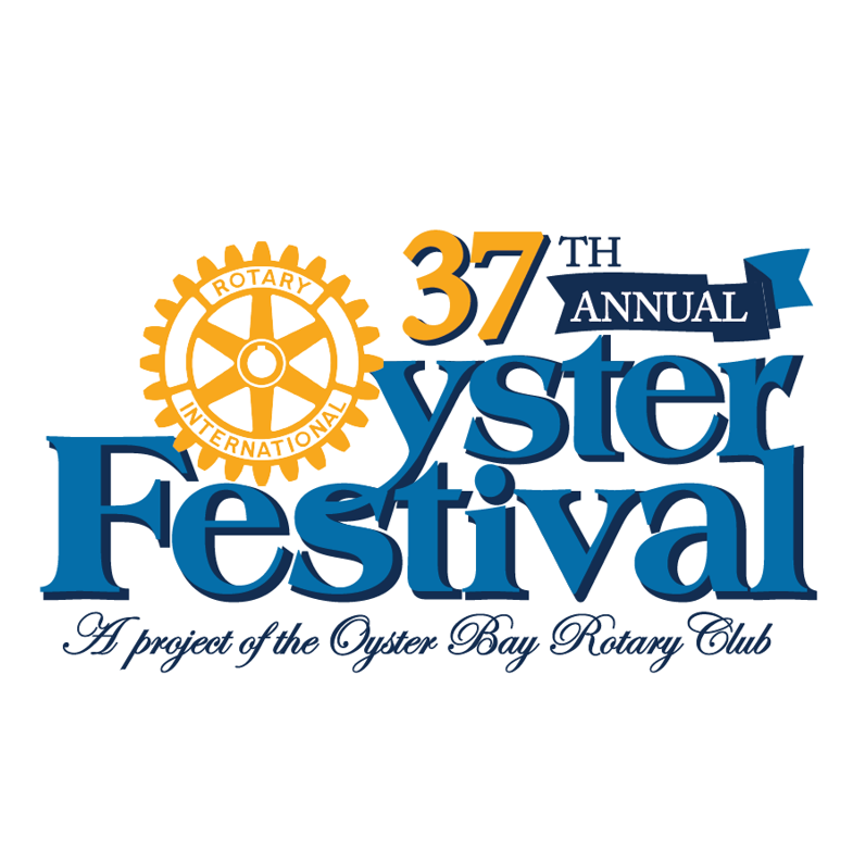 37th Annual Oyster Festival Logo website