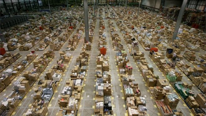 Amazon Tilbury