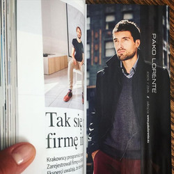 Super excited to have my work published in #Forbes PL #mensfashion #fashionphotography #menswear #eu
