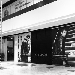 Look who's up on the new upcoming Pako Lorente's  #flagshipstore  _finelli_belli _ ❤️❤️❤️Congrats to