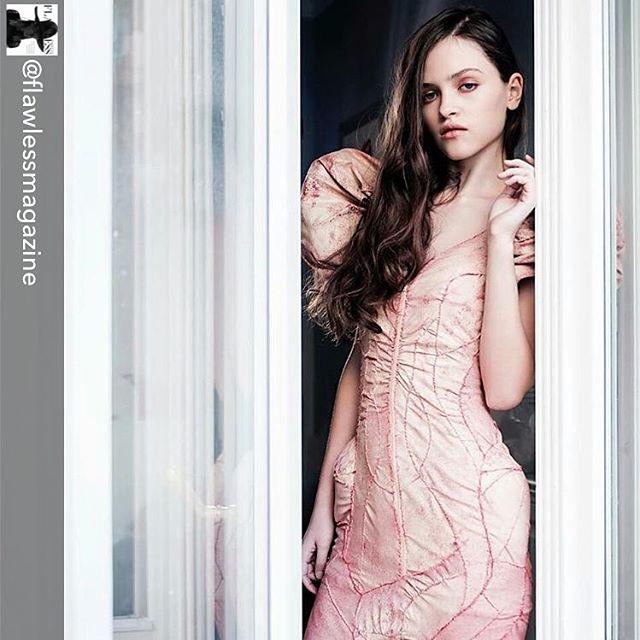 Repost from _flawlessmagazine www.flawless-magazine