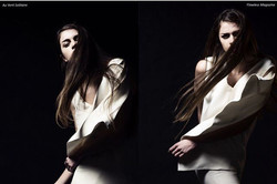 Meanwhile my published editorial for _flawlessmagazine _Model_ _clarefrederick1 _Agency_ _mazzamodel