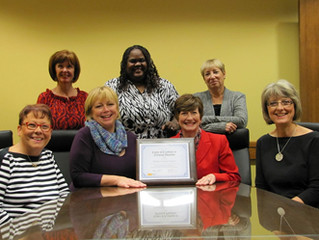 Purdue North West's CON earns NLN Center of Excellence Award