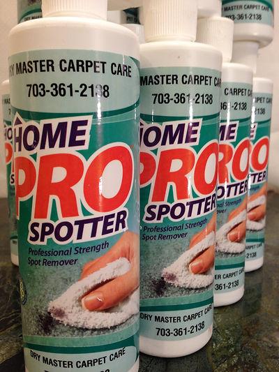 Carpet Spotter