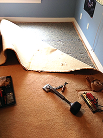 Carpet and Rug Repair