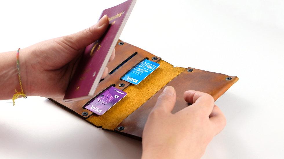 Diego - Passport Case
