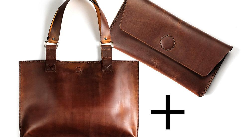 Jane Bag + Nola Wallet